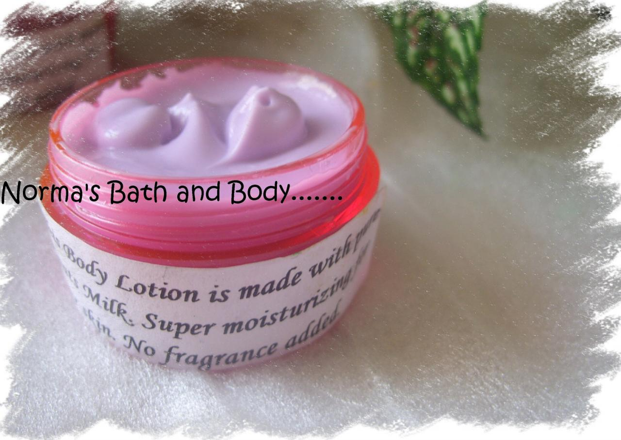 mini lavender shea butter lotion, lotion, lavender, relaxing, scents, beauty, skin care, normas- Free Shipping