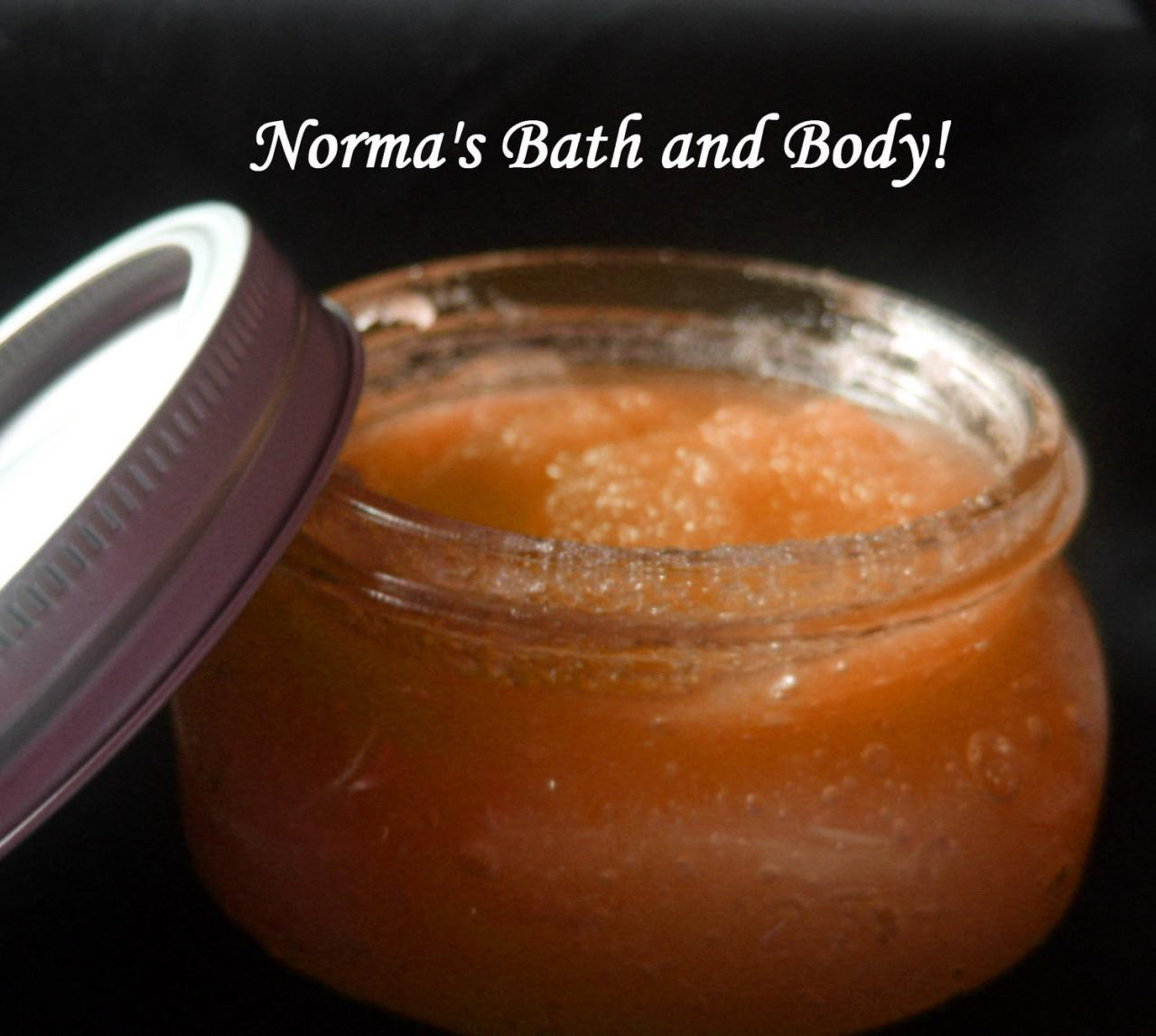 pumpkin pie sugar body scrub, body scrub, sugar scrub, pumpkin pie, exfoliators, beauty, bath, body