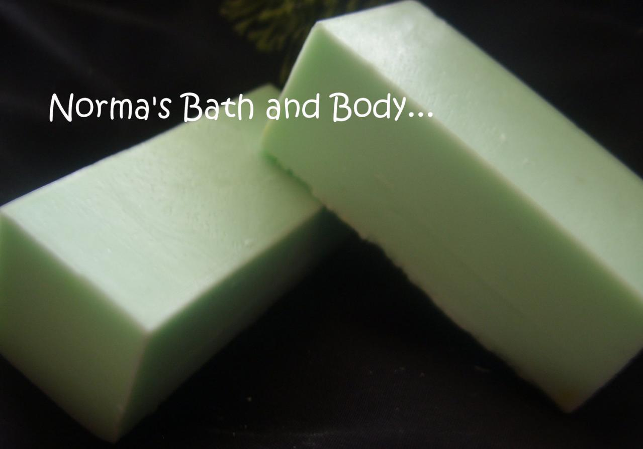 cucumber melon trial size soap