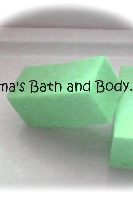 lime soap sample