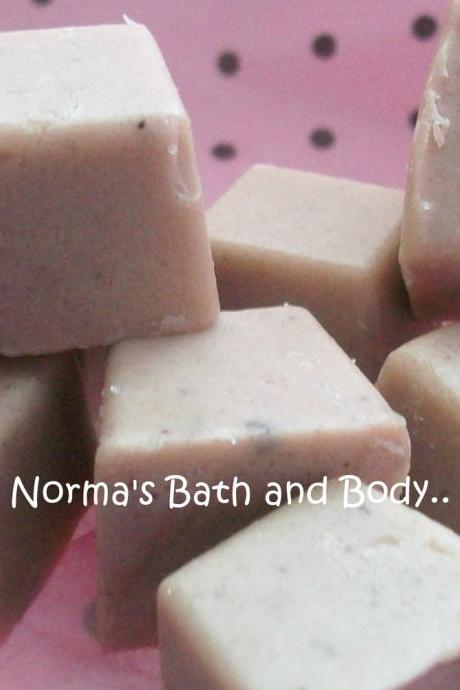 chocolate fudge soaps, glycerin soap, fudge soap, chocolate soap, bath, beauty, kids soap, soap