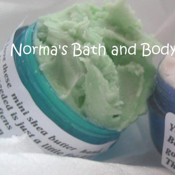 mint chocolate hand body balm, chocolate, body balm, balm, beauty, samples, scented, normas- Free Shipping