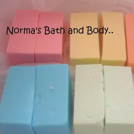 soap samples. set of 25