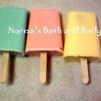soap bath sickle. pack of 3