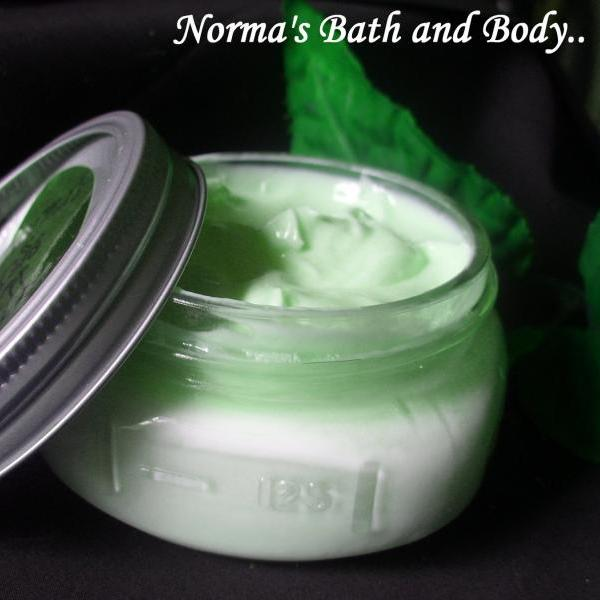 cucumber melon shea butter body lotion