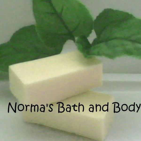 banana soap sample